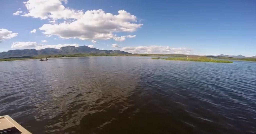 Lake Salto, Sinaloa photo