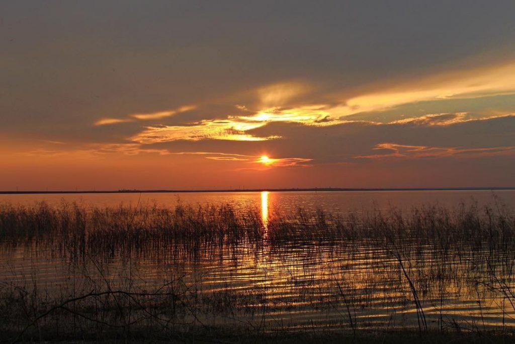 Falcon International Reservoir - Falcon Lake