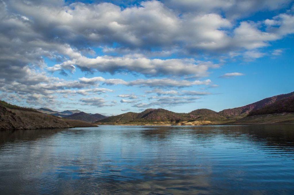 Lake Baccarac view