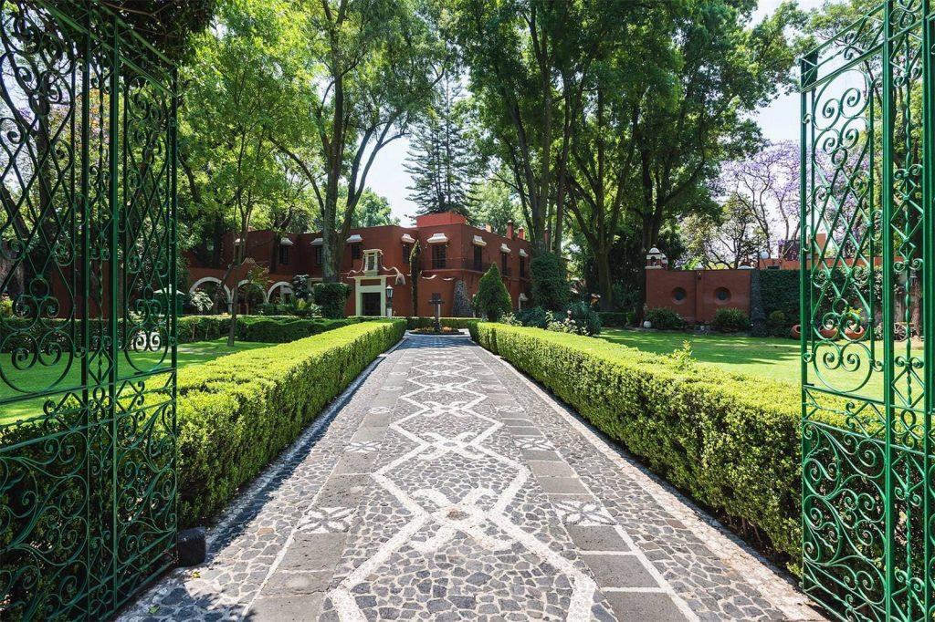 Villa in Mexico City for 12 million US dollars