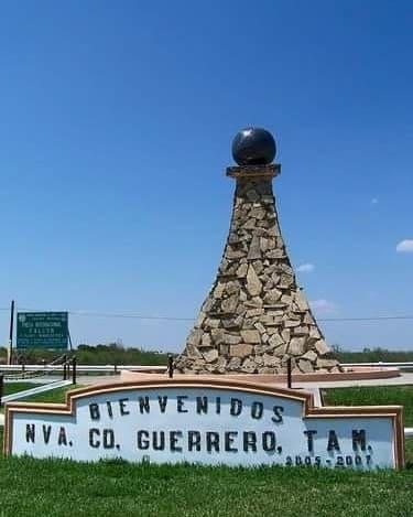 Entrance to the city of Nueva Ciudad Guerrero