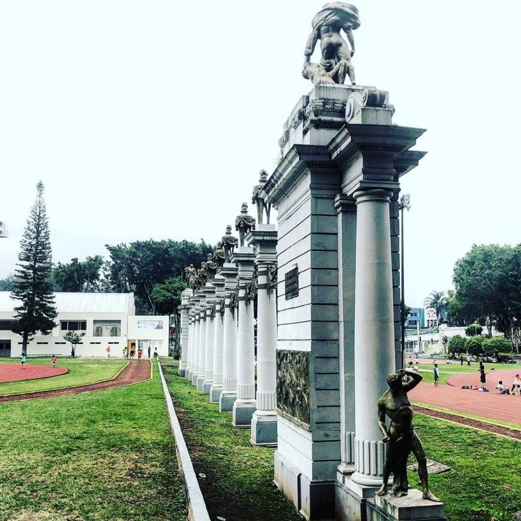 Los Lagos de El Dique and El Paseo de los Lagos