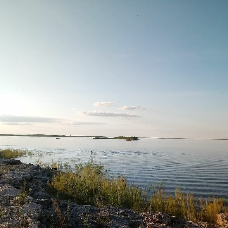 Sugar Lake - El Azúcar (Presa Marte R. Gómez )