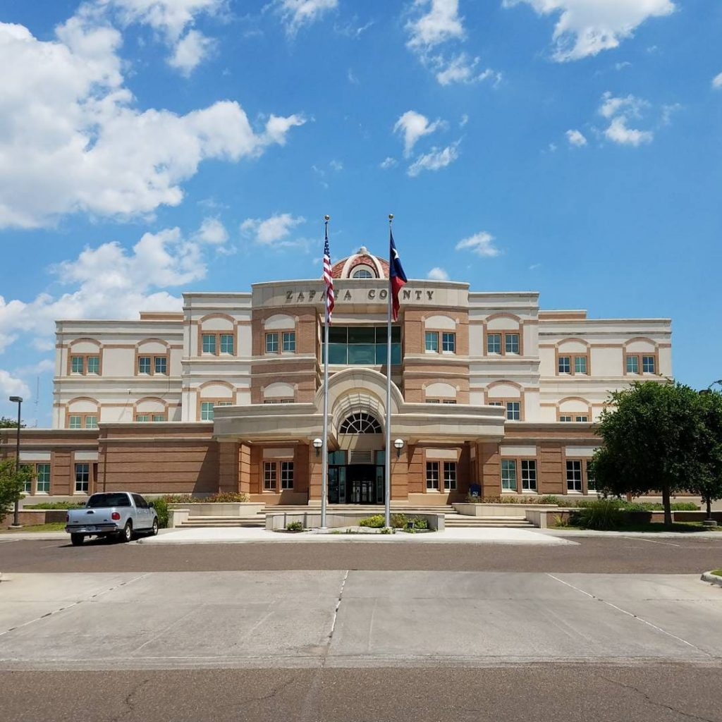Photo of Zapata County Courthouse
